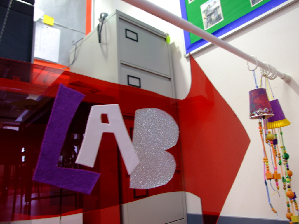 the lab by bread art collective