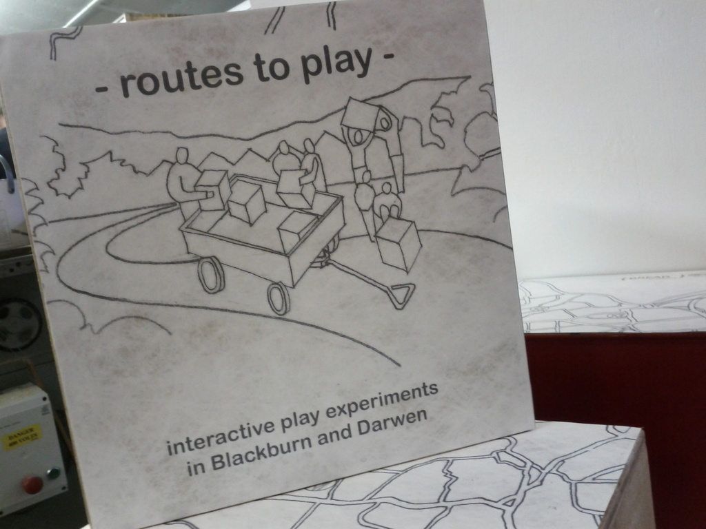 routes to play by bread art collective
