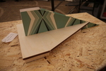 folding table by bread art collective